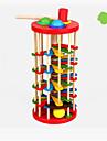 couleur bois pour enfants frapper la balle chute echelle bebe couleur cognitive 2-3-5 ans