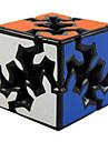 Slät Hastighet Cube Utstyrsel Hastighet Magiska kuber Svart Blekna Plastic