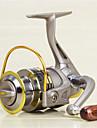 Spinning Reels 5.2:1 8.0 Kullager utbytbar Sjöfiske / Spinnfiske / Färskvatten Fiske / Generellt fiske-GS5000 #