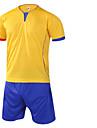 Unisexe Football Shirt + Shorts Ensemble de Vetements/TenusRespirable Sechage rapide Permeabilite a l\'humidite Haute respirable