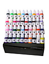 40 färger tatuering bläck pigment 8ml set tatuering tillförsel