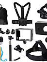 GoPro Tillbehör Tillbehörs Kit Allt-i-ett, För-Actionkamera,Xiaomi Camera / GoPro Hero 5 Universell / Cykel / Bergsklättring / Övrigt 1set