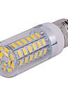 15W E14 / G9 / E26/E27 LED-lampa T 60 SMD 5730 1500 lm Varmvit / Kallvit AC 85-265 V 1 st
