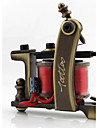 Bobine pour Machine a Tatouer Professiona Tattoo Machines Cuivre Liner Poli a la main