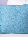 1 pcs Lin Housse de coussin,Texture Traditionnel
