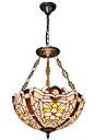 Lumini pandantiv ,  Tiffany Altele Caracteristică for Stil Minimalist MetalSufragerie Dormitor Bucătărie Cameră de studiu/Birou Cameră