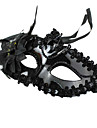 Mask Cosplay Festival/Holiday Halloween Costumes Black Print Mask Halloween Unisex
