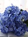 Une succursale Soie Hortensias Fleur de Table Fleurs artificielles 42.9(16.9\'\')