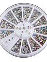utvecklingen av akryl smycken manikyr DIY spik klistermärken