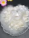Alb 1 Panglici Petale Cristal Satin Dantelă