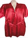 Pijama ( Mătase ) Bărbați - Mediu