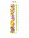 Djur / Botanisk / Fashion Wall Stickers Väggstickers Flygplan,PVC 50*70CM