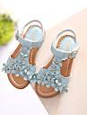 Bleu) -Polyurethane-Confort / Sandales