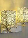 Style mini Chandeliers muraux,Moderne/Contemporain E26/E27 Metal