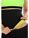 Ceinture Lombaire Appui de sports Protectif Respirable Faciliter l\'habillage Compression Extensible Fitness Noir