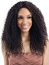 syntetisk spets front peruk celibrity stil 10-22inch syntetiska peruker för svarta kvinnor