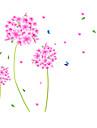 Animaux / Botanique / Romance / Nature morte / Mode / Floral / Loisir Stickers muraux Stickers avion,PVC 70*50*0.1