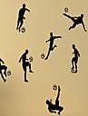 Nature morte / Forme / Personnes / Loisir / Sports / 3D Stickers muraux Stickers avion,vinyl 79*58cm