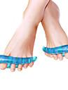 soins des pieds chaussures de gel silicone hallux valgus orthese de separation des orteils gardent semelles pad& accessoires pour