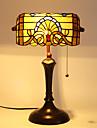 60W Tiffany Lampes de bureau , Fonctionnalite pour Protection des yeux , avec Autres Utilisation Interrupteur ON/OFF Interrupteur
