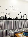 Animaux Architecture Bande dessinee Mots& Citations Nature morte Mode Paysage Retro Loisir Stickers muraux Autocollants avion