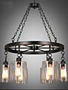 40W Lampe suspendue ,  Traditionnel/Classique / Rustique / Vintage Peintures Fonctionnalite for Style mini MetalSalle de sejour / Chambre
