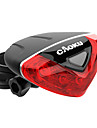 Rear Bike Light LED - Cycling Easy Carrying / Color-Changing AAA 100 Lumens Battery Cycling/Bike-Lights