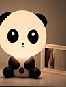 assez mignon ours panda chambre bebe lumiere nuit cartoon animal lumiere dormir chambre bureau lampe meilleure nuit de la lampe pour les