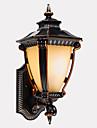 E26/E27 Traditionell/Klassisk, Nedåt Vägglampetter Outdoor Lights