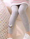 Fete Pantaloni Imprimeu Animale Bumbac Casul/Zilnic Primăvară Vară Toamnă