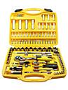rewin® verktyg hög kvalitet kromvanadinstål 94pcs1 / 4 \'\' + 1/2 \'\' dr. hylsnyckelsats verktygssats