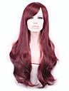 harajuku vague perruques synthetiques perruque perruques synthetiques naturelles  chaleur femmes Perruque resistantes perruques
