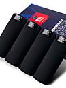 SHINO® Bumbac / Fibră de Carbon de Bambus Chiloți Boxeri Bărbătești 4 / cutie-F011