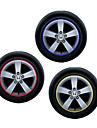 reflechissants autocollants pneu moto jante pneu decoration roue decorative roue autocollants reflechissants de moyeu modifie