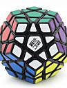 Yongjun® Slät Hastighet Cube 5*5*5 professionell nivå Magiska kuber / pussel leksak Svart Blekna / Ivory / Orange Plastic
