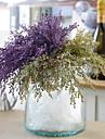 1 Une succursale Plastique Plantes Fleur de Table Fleurs artificielles 28(11\'\')
