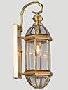 LED Chandeliers muraux,Traditionnel/Classique E26/E27 Metal