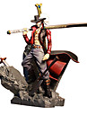 One Piece Dracula Mihawk PVC 15CM Anime Actionfigurer Modell Leksaker doll Toy