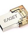 EAGET V8-32G 32GB USB 3.0 OTG-support (Micro USB) / Vattentät / Stöttålig / Kompakt storlek