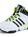 Unisex Adidași Confortabili Tul Primăvară Toamnă Casual Basket Confortabili Dantelă Toc Plat Rosu Verde Albastru Plat