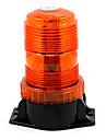 avertissement lumiere stroboscopique flash unique balise orange universel parking feux de jour voiture de style conduit Luminaires