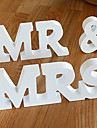 MR&MRS English letters photo studio photo props wedding wedding location place adorn article