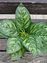 1 1 ramură Poliester / Plastic Plante Față de masă flori Flori artificiale 12.5inch/32cm