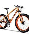 Mountainbikes Snöcykel Cykelsport 21 Hastighet 26 tum/700CC 40 mm SHIMANO 30 Oljeskivbroms Springergaffel