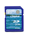 Kingston 2Go Classe 2 SD/SDHC/SDXCMax Read SpeedMinimum of 2MB/sec (MB/S)Max Write SpeedMinimum of 2MB/sec (MB/S)