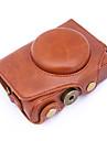 dengpin® pu camera en cuir cas sac couverture pour canon hs powershot sx720 de sx720 (couleurs assorties)