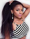 couleur noire naturelle chaleur perruque synthetique dentelle de haute qualite avant perruques synthetiques droites crepus pour les femmes