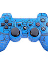 trådlös dual shock sex axel bluetooth controller för Sony PS3 (multi)