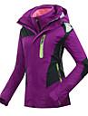 GQY® Tenue de Ski Anorak pour Ski/snowboard Femme Tenue d\'Hiver Polyester Mosaique Vetement d\'HiverGarder au chaud / Pare-vent /