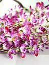 1 Une succursale Polyester Orchidees Fleur de Table Fleurs artificielles 107*15*15CM
